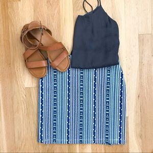 ✨ ZARA Textured Skirt ✨